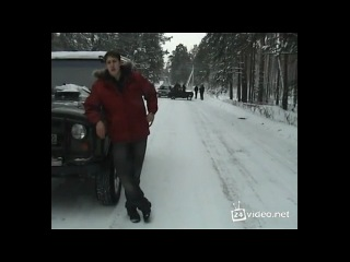 parodiya na top gear - invalidka